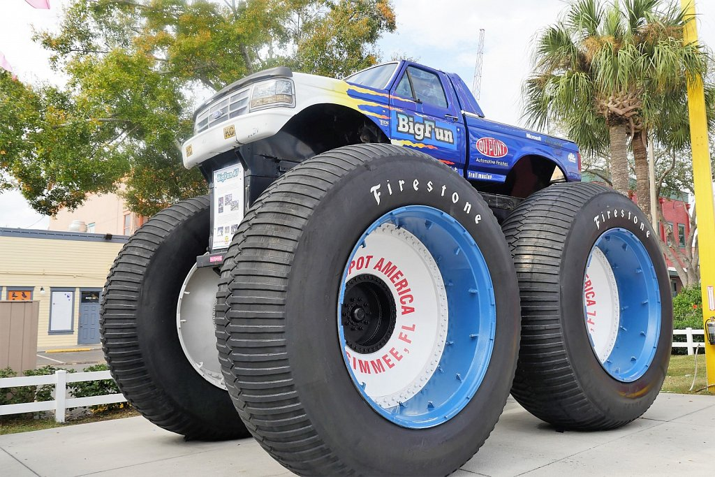 Big Wheels Kissimmee