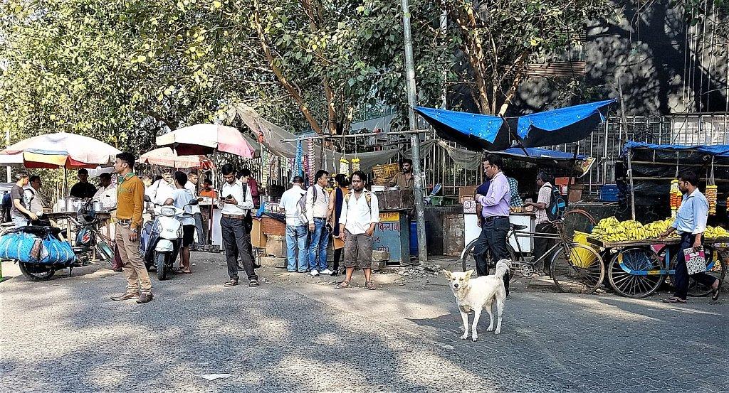 On a Mumbai Street